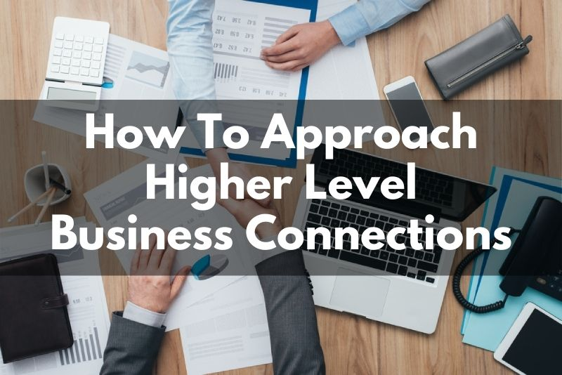 How To Approach Bigger Business Players In United States or Your Niche