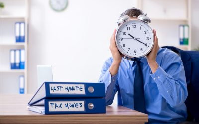 Ultra Last Minute Tax Moves for United States Businesses